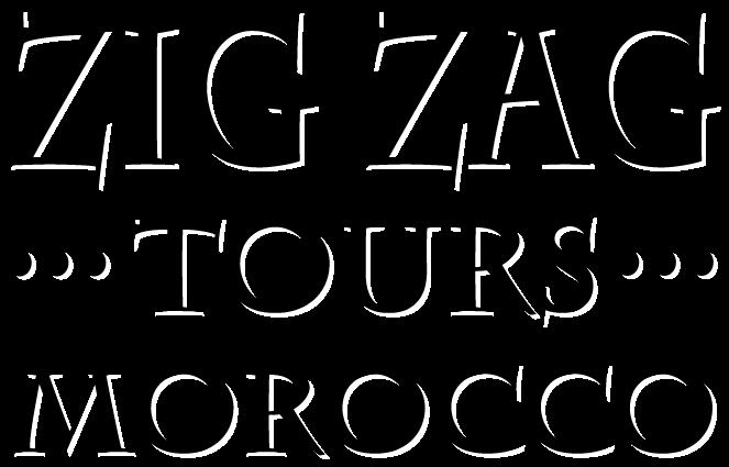 Zig Zag Tours Morocco Logo